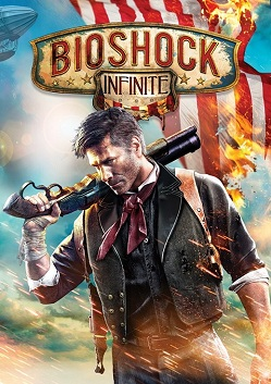 Not sure if Bioshock cover or Uncharted...