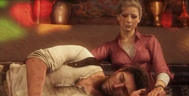 Nathan-Drake-and-Elena-Fisher
