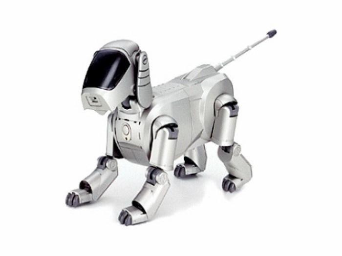 timeline_ai-robotics_1999-aibo